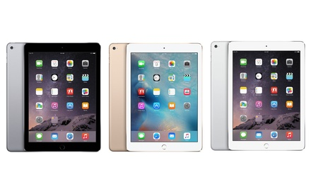 Refurbished Apple iPad Air 16-32GB or Air 2 16-128GB Wi-Fi / Wi-FI + Cellular With Free Delivery