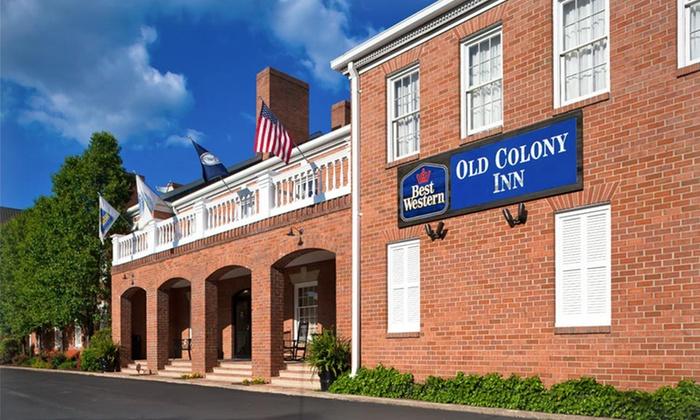 Best Western Old Colony Inn - Alexandria, VA: Stay at Best Western Old Colony Inn in Alexandria, VA. Dates into May.