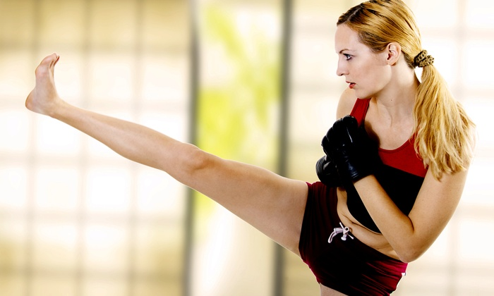 Kickboxing Pembroke Pines - Multiple Locations: 5 or 10 Kickboxing Classes at Kickboxing Pembroke Pines (Up to 86% Off)