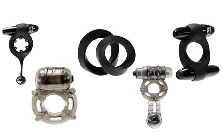 Anelli vibranti Rock Rings disponibili in vari modelli