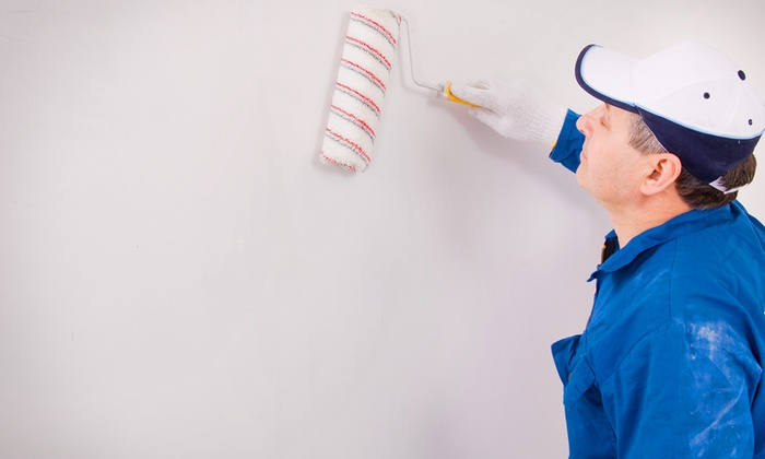 K & D New Look Pro Painting - Boston: Interior-Painting Services for One, Two, or Three Rooms from K & D New Look Pro Painting (Up to 67% Off)