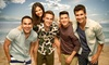 Summer Break Tour: Big Time Rush & Victoria Justice - Walnut Creek Amphitheatre: Summer Break Tour: Big Time Rush & Victoria Justice at Time Warner Cable Music Pavilion on July 7 (Up to $25 Value)