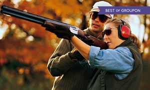 Unlimited Events Limited: Clay Pigeon Shooting and Archery, Axe-Throwing or Air Rifle Shooting from £25 at Unlimited Events (Up to 50% Off)