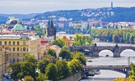 ✈Praga y Budapest: 6 días y 5 noches en habitación doble con vuelo de I/V, billetes de tren y free walking tour