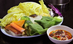 Gom Shabu Shabu: $18 for $30 Worth of Hot-Pot Meals for Two at Gom Shabu Shabu