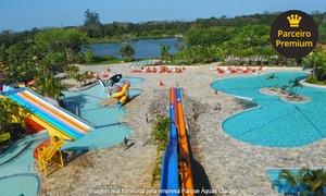 Parque Águas Claras: Parque Águas Claras – Matinhos: passaporte para 1, 2 ou 4 pessoas