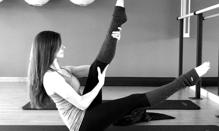 Brio Pilates - Nob Hill: Two Barre Classes at Brio Pilates (73% Off)