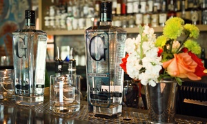 Genius Gin Distillery: Distillery Tour, Gin Tasting, and Class for Two or Four at Genius Gin Distillery (Up to 50% Off)