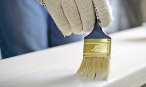 Iqbal Azhar: Verniciatura cancellate o ringhiere fino a 12 m² da Iqbal Azhar (sconto fino a 61%)
