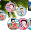 Betty Boop Colorized JFK Half Dollar 3-Coin Holiday Set