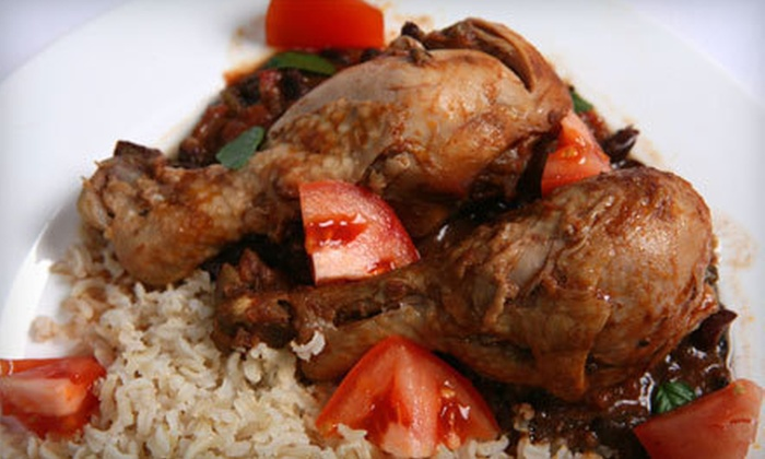 Tropical Picken Chicken LLC - Wake Forest: Puerto Rican and Cuban Cuisine at Tropical Picken Chicken LLC (Up to 53% Off). Two Options Available.