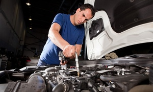 MCR Automotive: $69 for a Full Vehicle Service or $99 with WOF at MCR Automotive, Wairau Valley (Up to $199 Value)