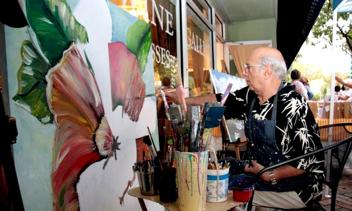 Talin Tropic Co. - Boca Raton: One or Two Art Classes for Adults or Children at Talin Tropic Co. (Up to 61% Off)
