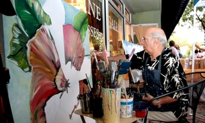 Talin Tropic Co.: One or Two Art Classes for Adults or Children at Talin Tropic Co. (Up to 61% Off)