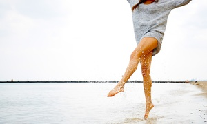 USA Natural Health Clinic: Laser Spider-Vein Removal Treatments on Legs at USA Natural Health Clinic (Up to 90% Off)