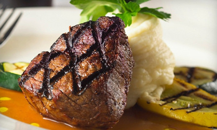 Fox and Hound - Merrymount: Upscale American Cuisine at Fox and Hound (Up to Half Off). Four Options Available.