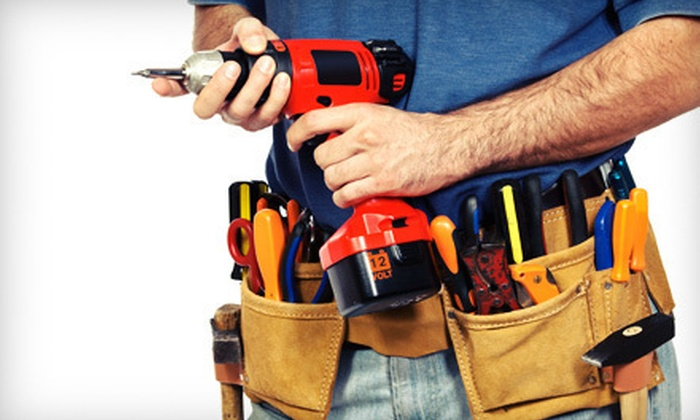 Click and Improve  - Astoria: Home-Improvement Services from Click and Improve (Up to 67% Off). Two Options Available.