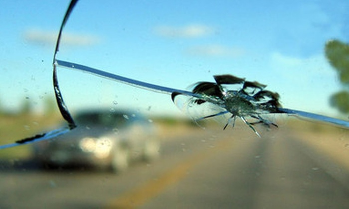 Cascade Auto Glass - Highline: Three Windshield-Chip Repairs or $100 Toward Replacement at Cascade Auto Glass (Up to 81% Off)