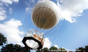 Avio San Michele: Volo su Torino in pallone aerostatico frenato