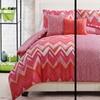 5-Piece Reversible-Comforter Sets