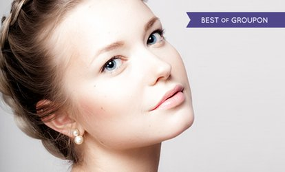 Microdermabrasion or CACI Facial from £16 at Amy Sargeant (Up to 82% Off)