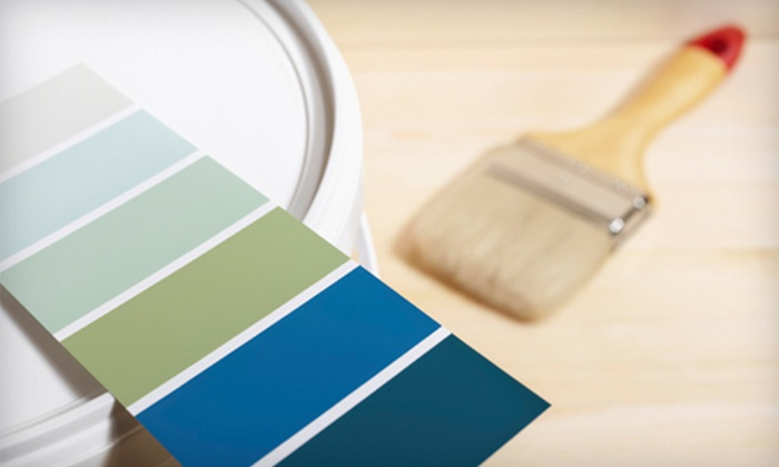 My Painting Guys - Columbus: Interior Painting for One or Three Rooms from My Painting Guys (Up to 78% Off)