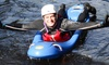 White Water Body Boating