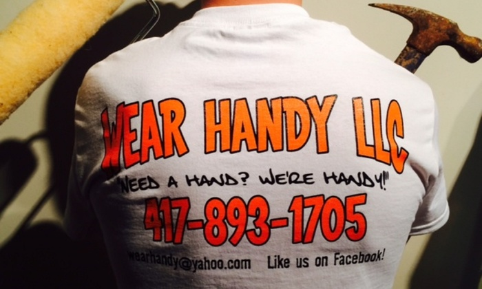 Wear Handy Llc - Springfield MO: $50 for $100 Worth of General-Contractor Services — Wear Handy LLC