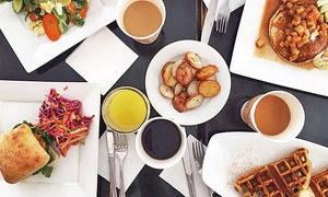 The Coronado: Vegan and Vegetarian Food at The Coronado (Up to 46% Off). Two Options Available.