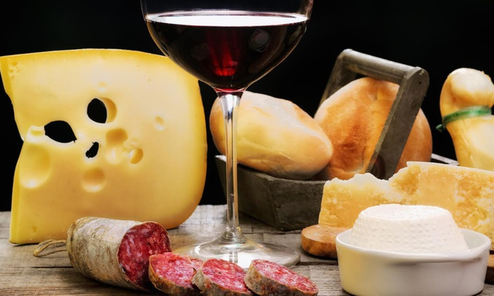 Claudine's Wine Experience - Saratoga: Taste of France Wine Flights and Cheese Platters for Two or Four at Claudine's Wine Experience (Up to 34% Off)