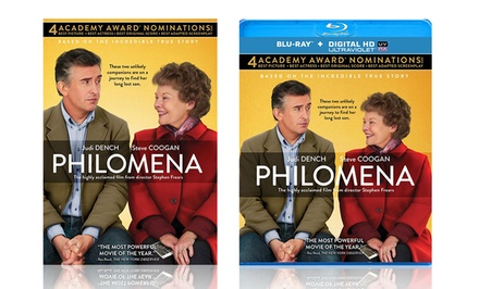 Philomena on DVD or Blu-ray from $18.99–$22.99. Free Returns.