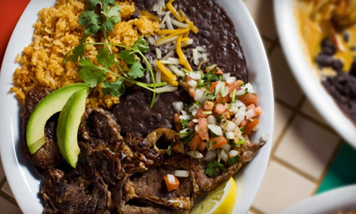 Las Cazuelitas de Tucson - Tucson: $15 for $30 Worth of Mexican Cuisine and Drinks at Las Cazuelitas de Tucson