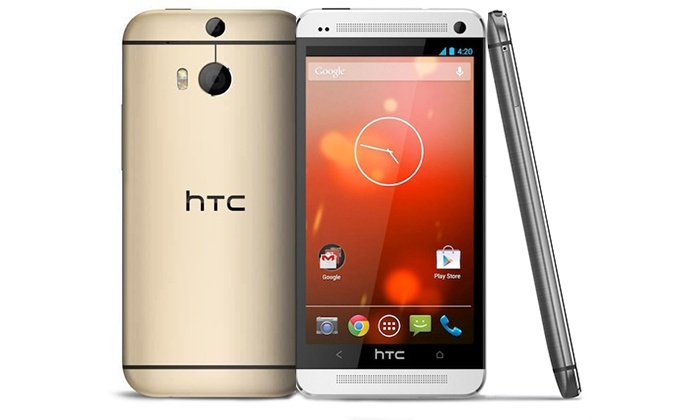 htc one m8 16go reconditionn groupon shopping. Black Bedroom Furniture Sets. Home Design Ideas