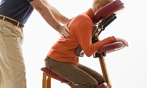 Erry Chiropractic & Rehab: Consultation and Exam with One, Two or Three Adjustments and Massages at Erry Chiropractic & Rehab (Up to 85% Off)
