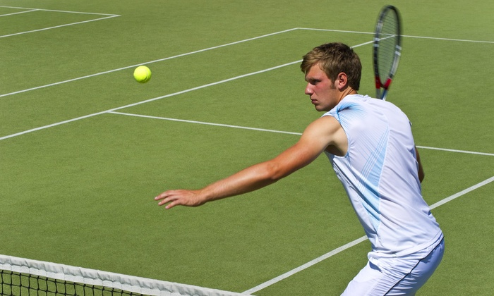 play tennis! California - Multiple Locations: $39 for Semi-Private Tennis Lesson at play tennis! California