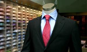 Gentlemen's club Charenton: Costume, smoking ou blaser sur-mesure avec cravate, chemise en option dès 249 € chez Gentlemen's Club Charenton