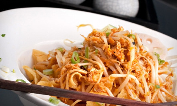 Republic Noodle - Riverside: $17 for $35 Worth of Pan-Asian Cuisine at Republic Noodle