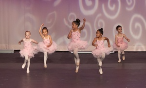 National Dance Academy: Up to 57% Off Dance Class at National Dance Academy