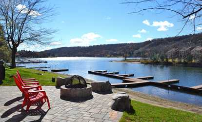 Groupon Lakeside Lodge In Maryland S Allegheny Highlands