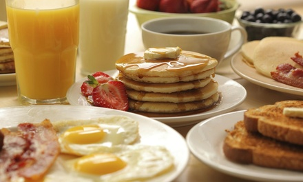 47% Off Breakfast