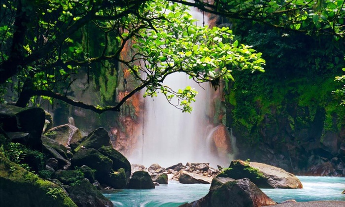 Jungle Adventure Package - Costa Rica: Four-Night, Five-Day Adventure Package for Two from Costa Rica Descents with Accommodations, Activities, and Some Meals