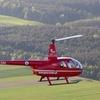 Lot widokowy helikopterem