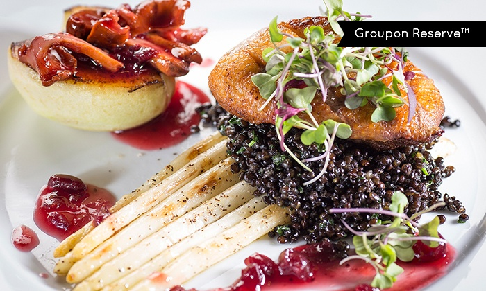 QULINARNIA modern polish cuisine - Mount Prospect: Polish Cuisine and Wine for Two or Four at Qulinarnia Modern Polish Cuisine (44% Off)