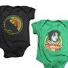Bob Marley Infant Bodysuit