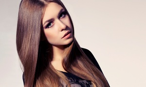 Au Hair and Beauty: Keratin Hair Straightening Treatment at Au Hair and Beauty (79% Off)