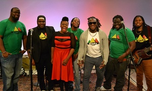 Martin's International Culture: 34th International Reggae and World Music Awards: Martin's International Culture: 34th International Reggae and World Music Awards (IRAWMA) Featuring Third World (October 4 at 7 p.m.)