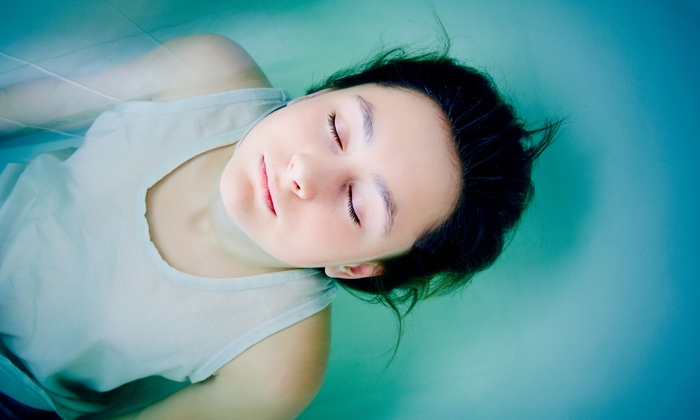 Alone Time - Plain: 90-Minute Float-Therapy Treatments at Alone Time (60% Off)