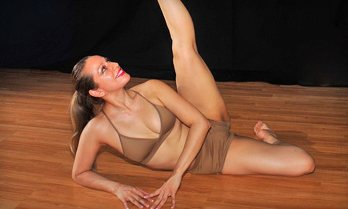 Elegant Body Pilates with Jacqueline Valdez - Gainesville: 5 or 10 Pilates or Pilates-Yoga Fusion Classes at Elegant Body Pilates with Jacqueline Valdez (Up to 68% Off)