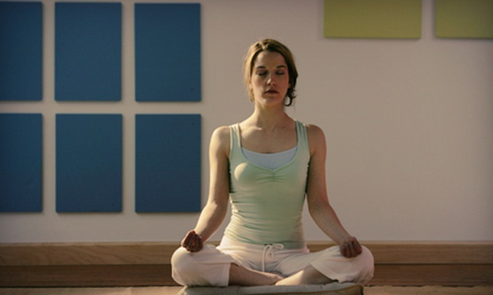 Yoga Shelter - Multiple Locations: 10 or 20 Yoga Classes at Yoga Shelter (Up to 87% Off). Four Locations Available.