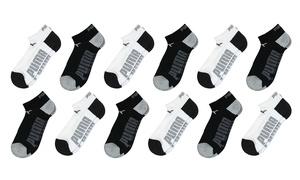 12-pair Pack Of Puma Men